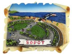 Pamiątki z Sopotu